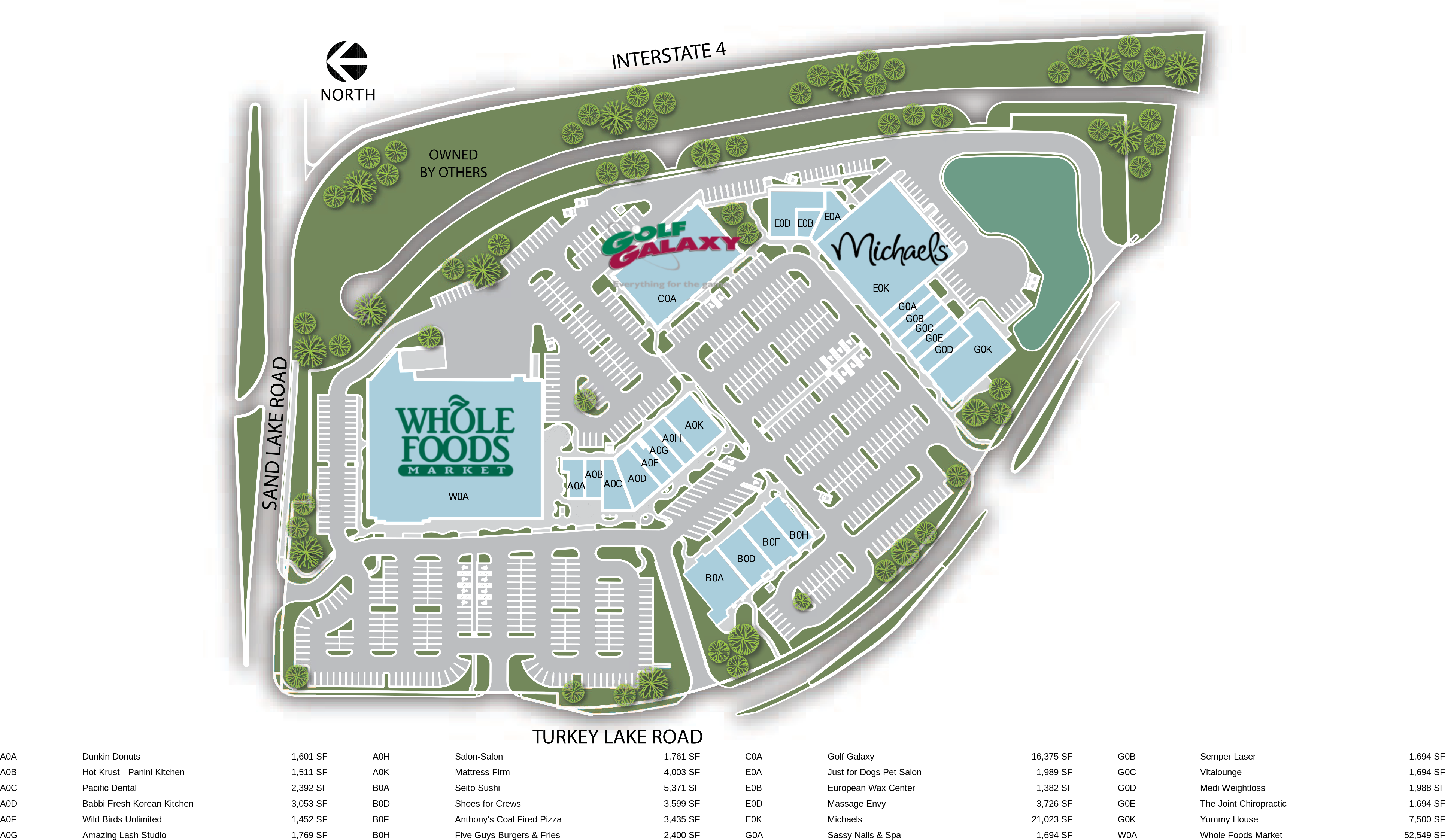 Retail Space for Lease | Orlando, FL - Phillips Crossing ...