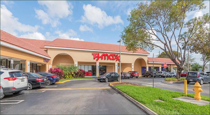 TJ Maxx Plaza