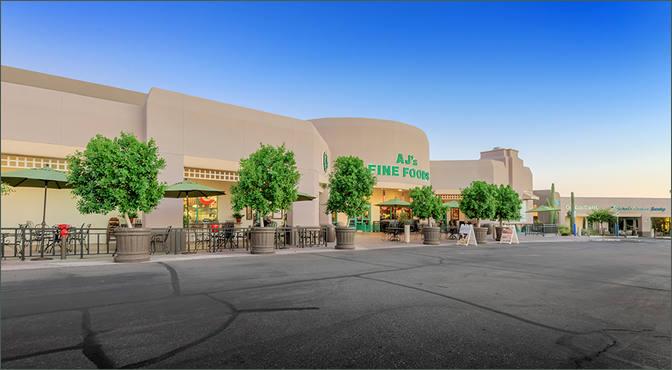 Desert Village Shopping Center