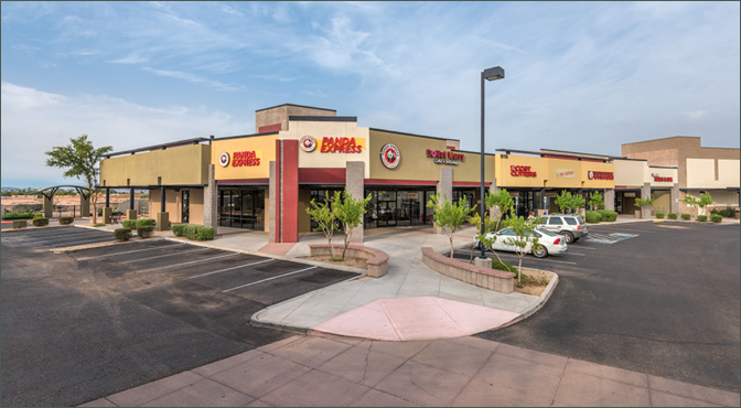 Monte Vista Village Center Shops