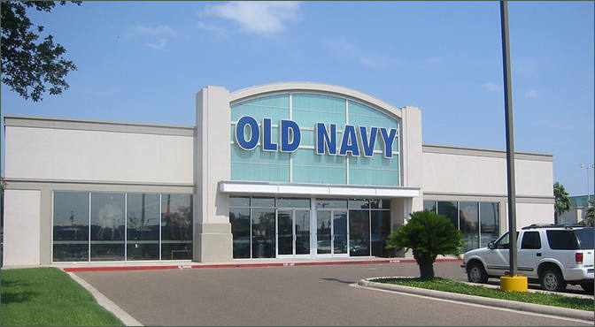 Old Navy Center