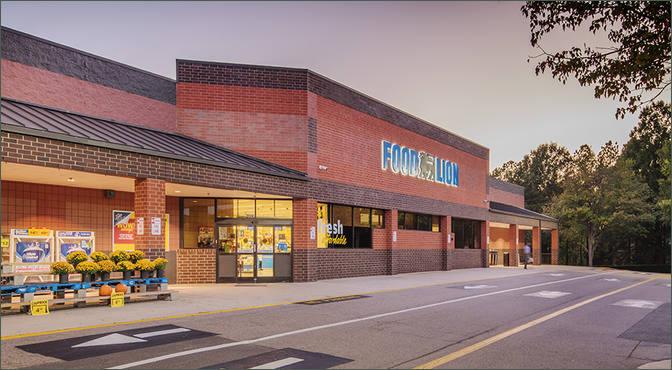 Six Forks Station Shopping Center
