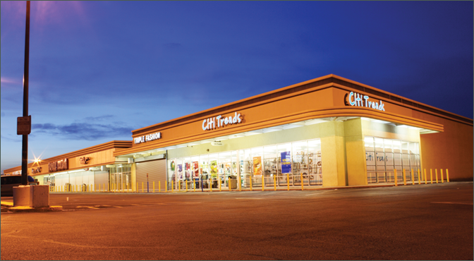 Griggs Road Shopping Center